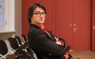 DMITRY OZERKOV IS THE NEW VISITING DIRECTOR OF THE MUSEO MARINO MARINI