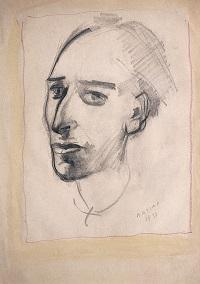 Ritratto di Angelo Lanza1931