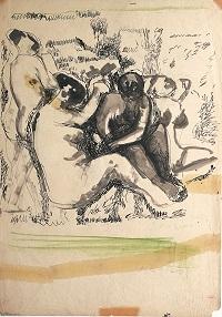 Quattro nudi 1942