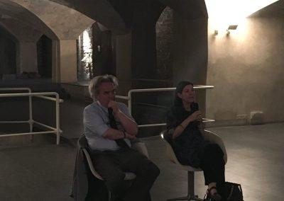 1.1 Mauro Felicori e Patrizia Asproni