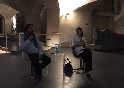 4.1 Andrea Viliani e Patrizia Asproni
