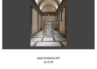 Riapertura al Rito Liturgico Cappella Rucellai_25.02.17_1