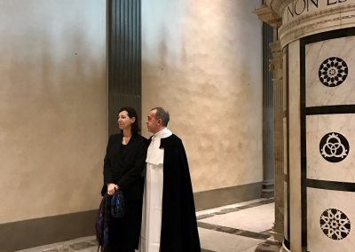 Riapertura al Rito Liturgico Cappella Rucellai_25.02.17_11