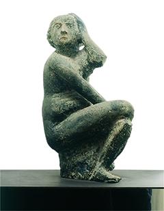 Figura seduta1944