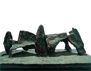 Composizione di elementi1964-1965