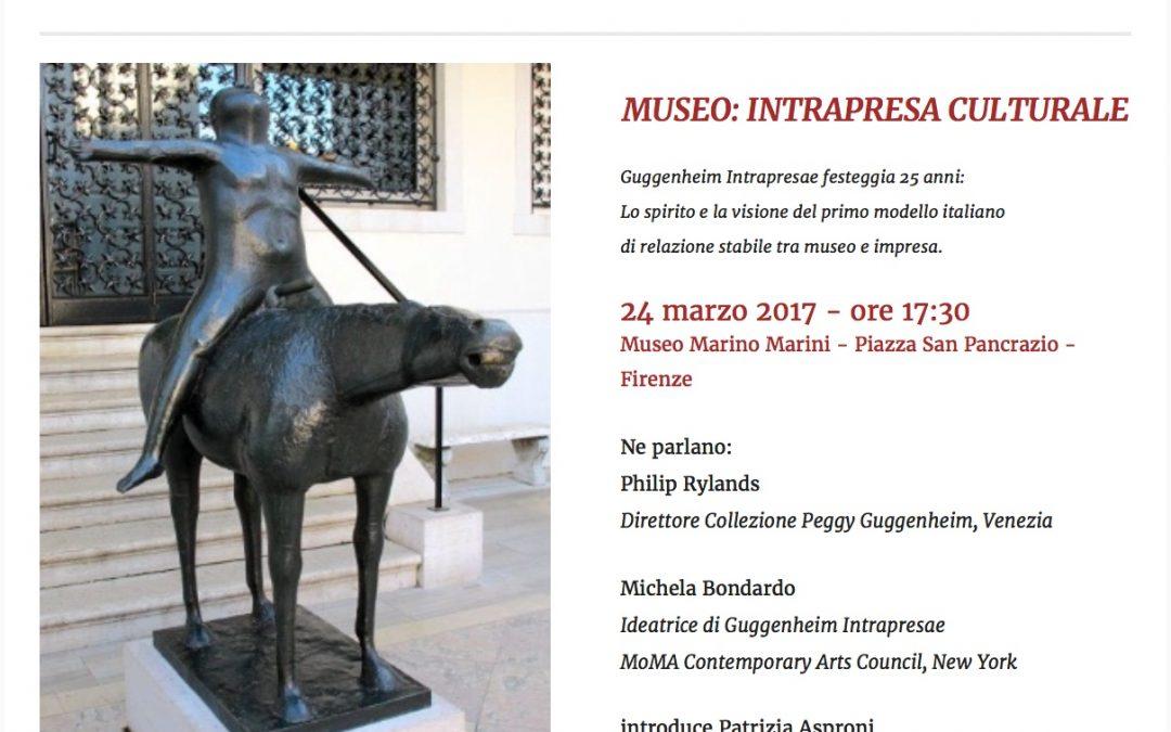 MUSEO INTRAPRESA CULTURALE