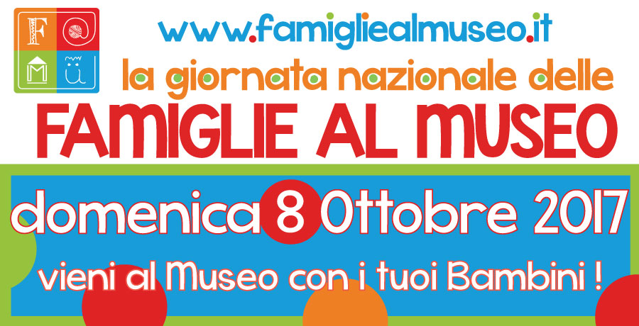 F@MU – Families at the Museum 8 October