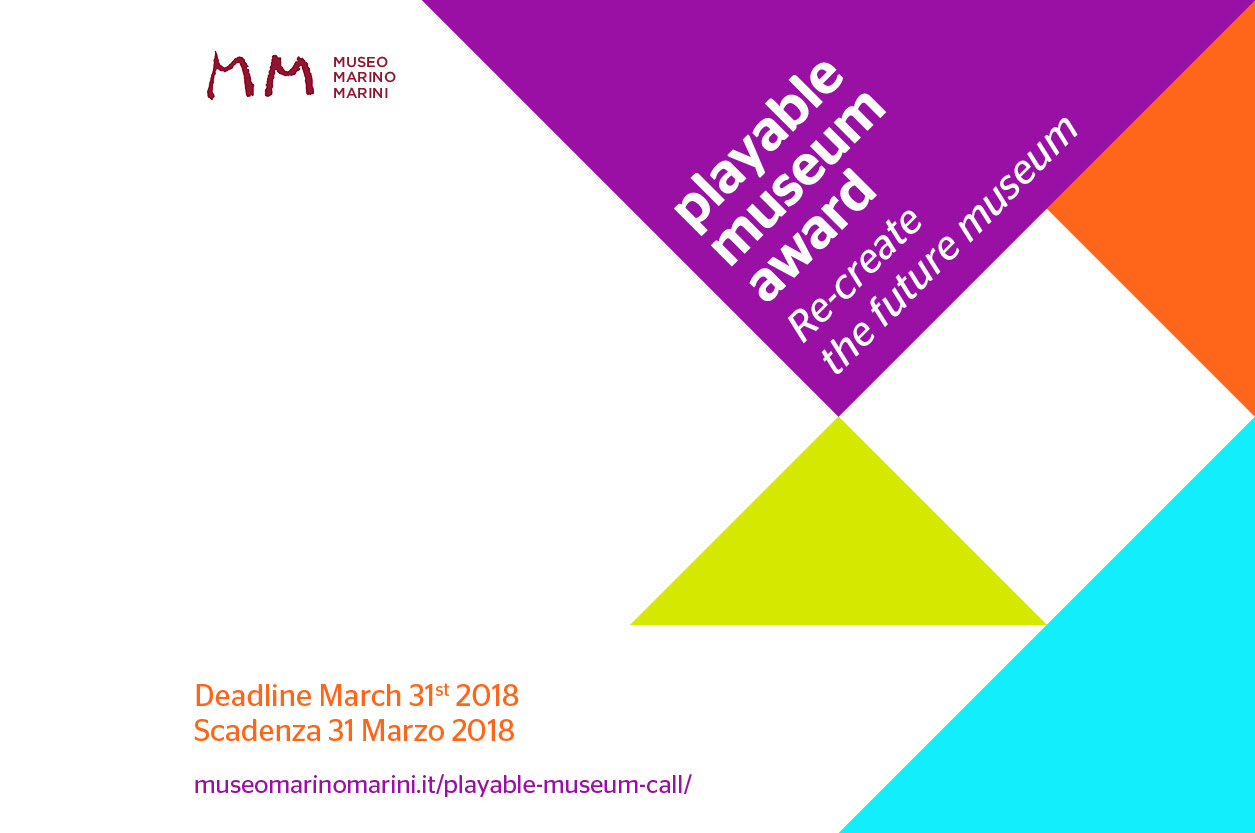 La Playable Museum call si è chiusa il 31 marzo 3950c3d61fc0